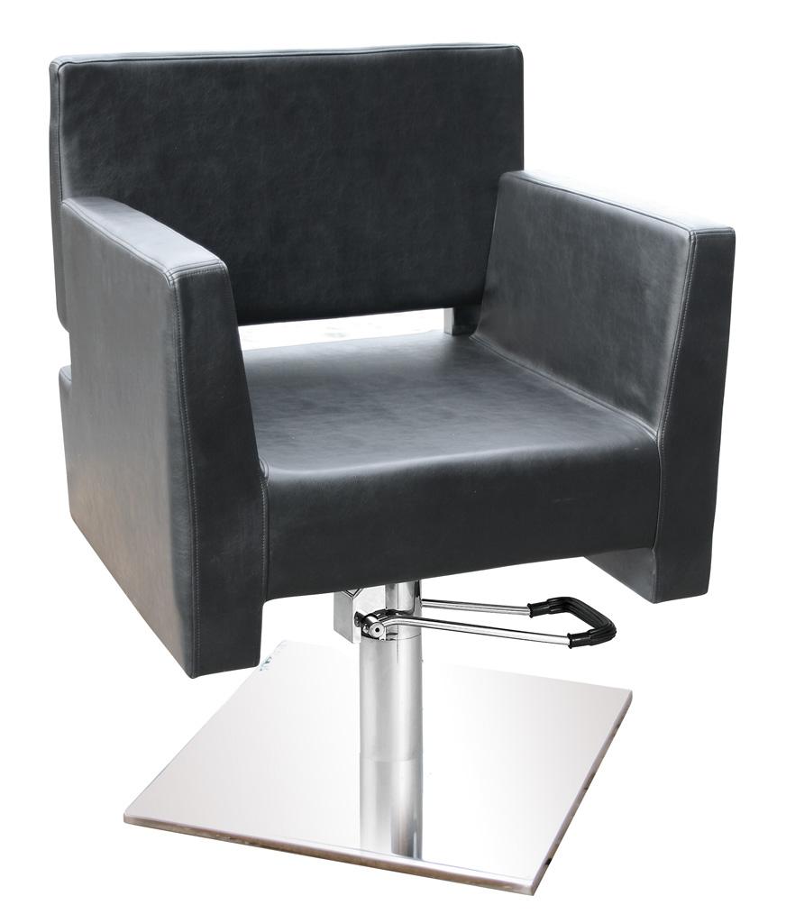 fauteuil de coiffure porto noir fem coiffure mat riel de coiffure professionnel. Black Bedroom Furniture Sets. Home Design Ideas